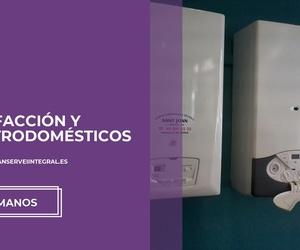 Calefacción, calderas, calentadores, Aire acondicionado en Vilanova I La Geltrú | Sant Joan Servei Integral D'Instal.Lacions I Reformes