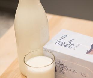 Venta de leche fresca