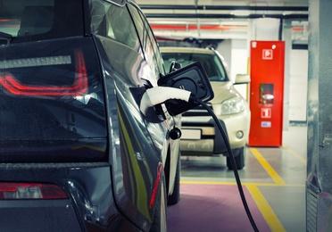Cargador de vehículos eléctricos