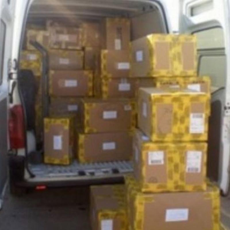 Mudanzas: Servicios de Mudanzas y Transportes Isabel