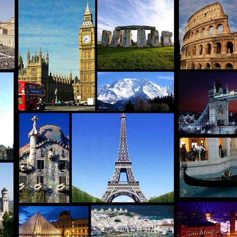 Circuitos nacionales e internacionales: Contrata tu viaje de Viajes Iberplaya