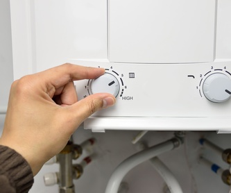 Calderas y calefacción: Servicios de I.R.I.S. Servicios