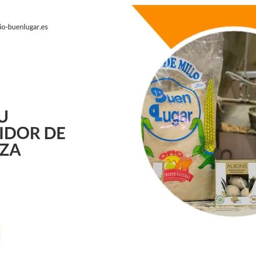 Gofio sin gluten en Las Palmas: Gofio Buen-Lugar