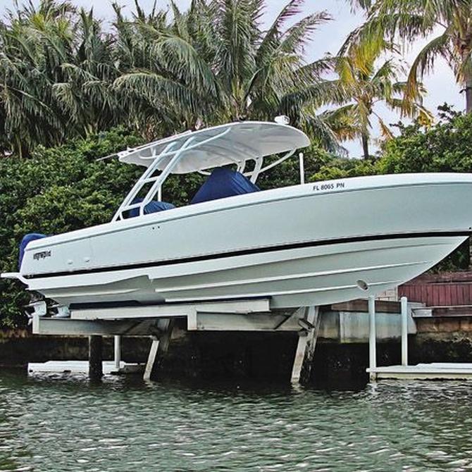 Ventajas de guardar embarcaciones en trasteros especializados