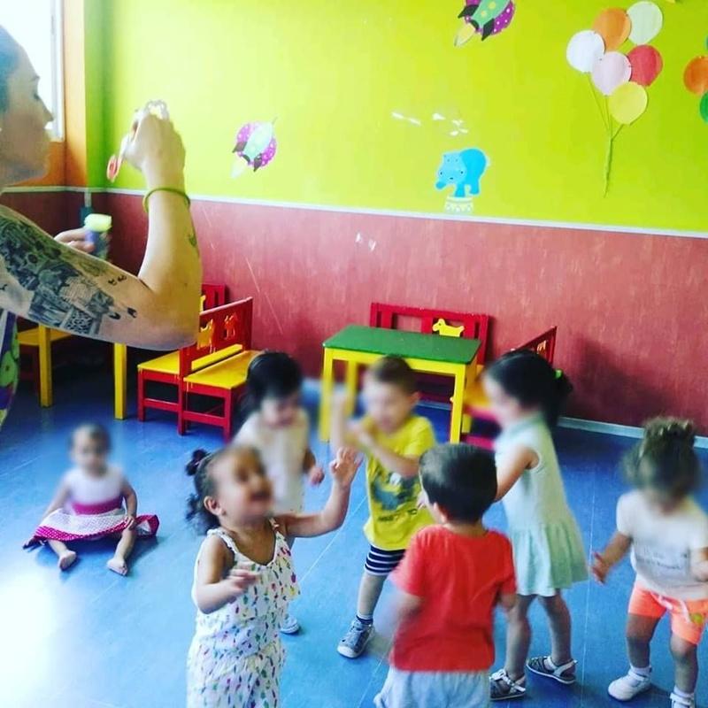 Escuela infantil: Servicios e instalaciones de Centro Infantil Alcorcón I y II