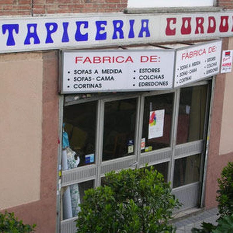Cortinas: Productos de Córdoba Tapizados