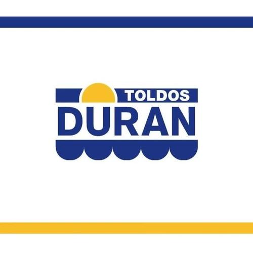 TOLDOS BRAZOS INVISIBLES CON SEMI COFRE