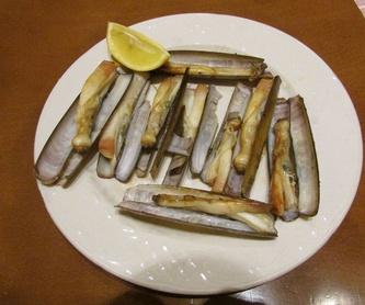 Entrantes: Carta of Restaurante Cabañeros