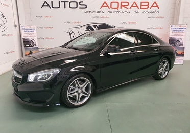 Mercedes-Benz CLA 220 Coupe D 7G-DCT