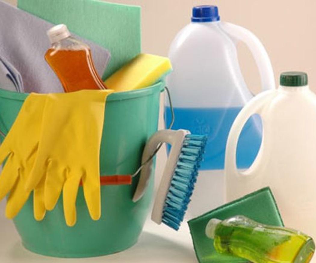 Trucos caseros para hacer productos de limpieza