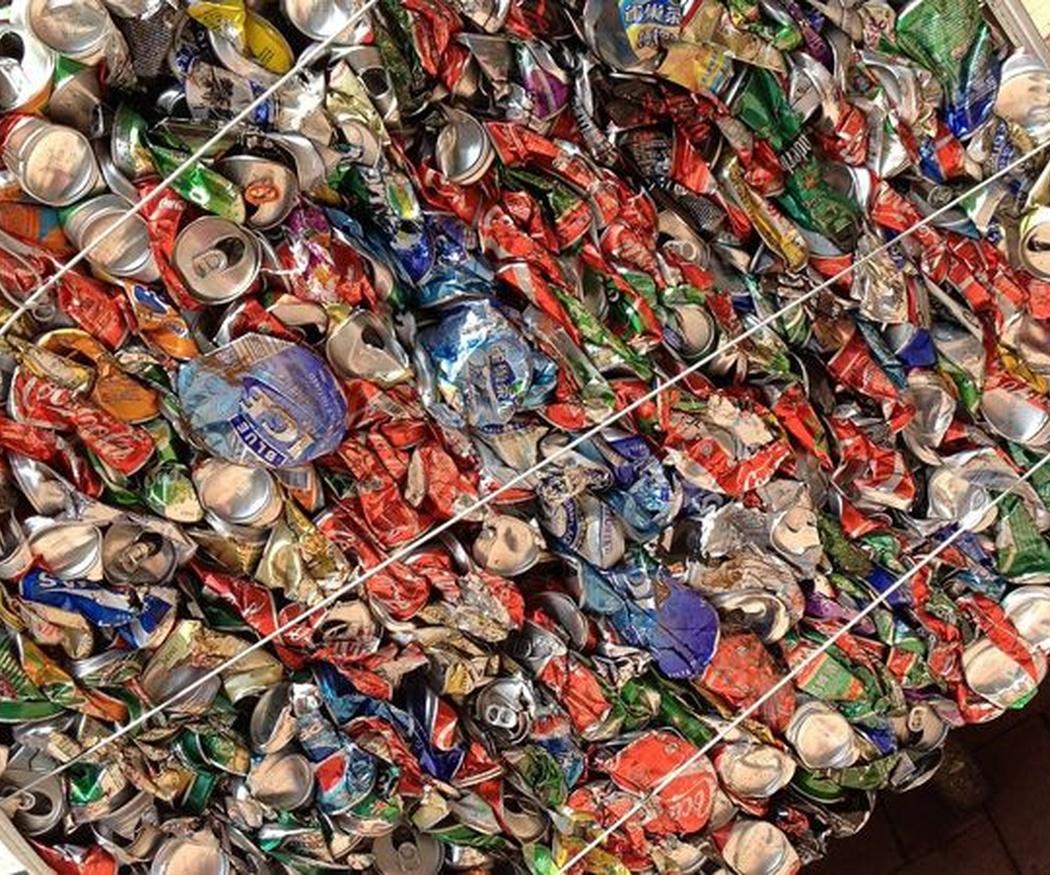 Los procesos después del reciclaje