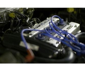 Cambios y reparaciones: Servicios de Turbo Diesel Almería