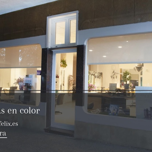 Peluquería especialista color en Getxo | Peluquería Félix
