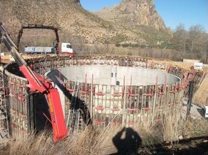 Construcción de depuradoras Zaragoza