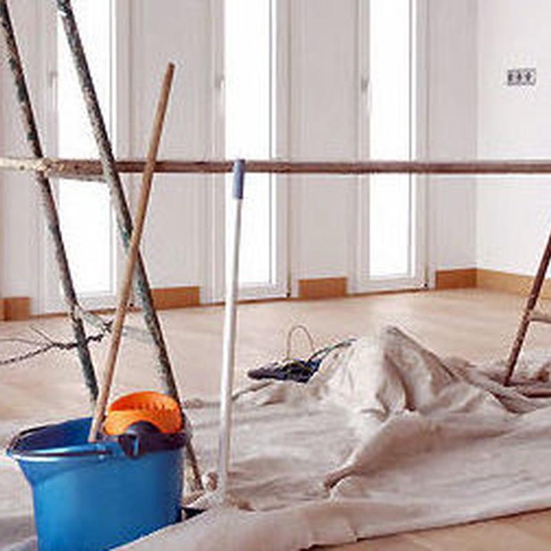 Reformas integrales: Servicios  de Construcciones Seijas Enríquez