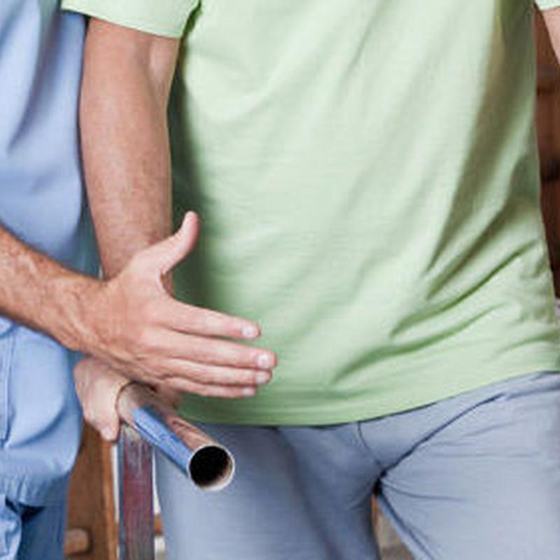 Consulta con fisioterapeuta