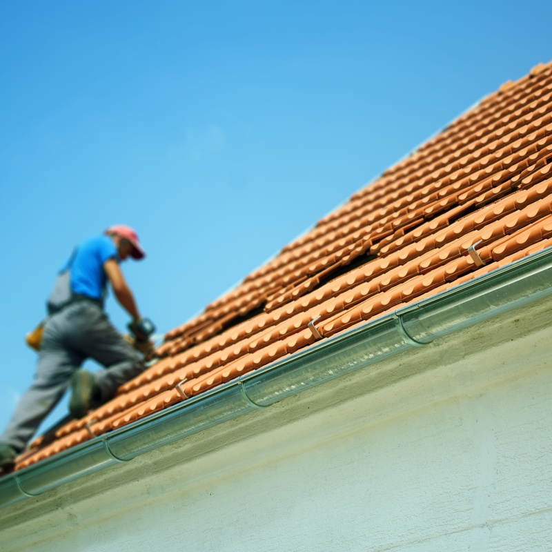 Cubiertas y tejados: Servicios de Restauraciones Hernández