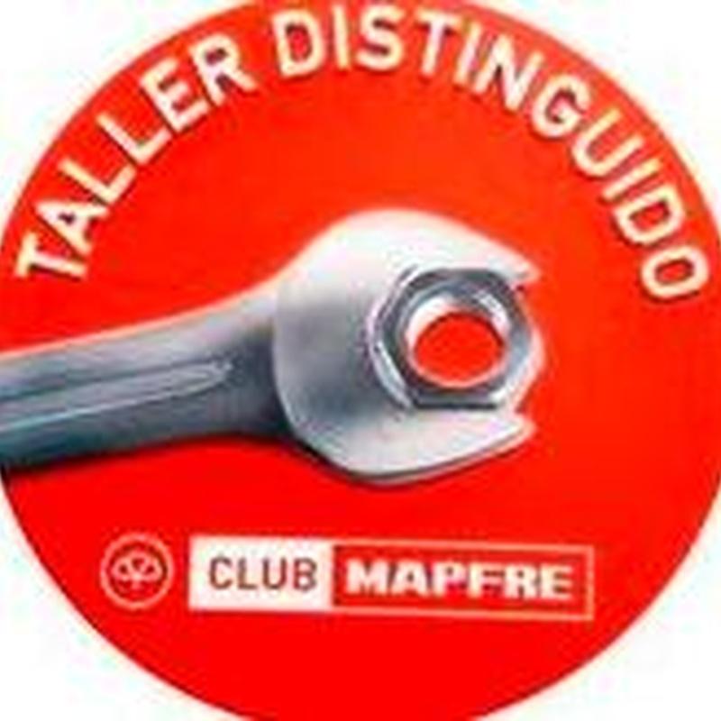 Taller concertado: Servicios de Talleres Martínez Málaga