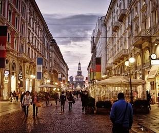 Milán, capital textil del diseño