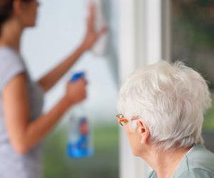 Servicio de limpieza en geriátricos