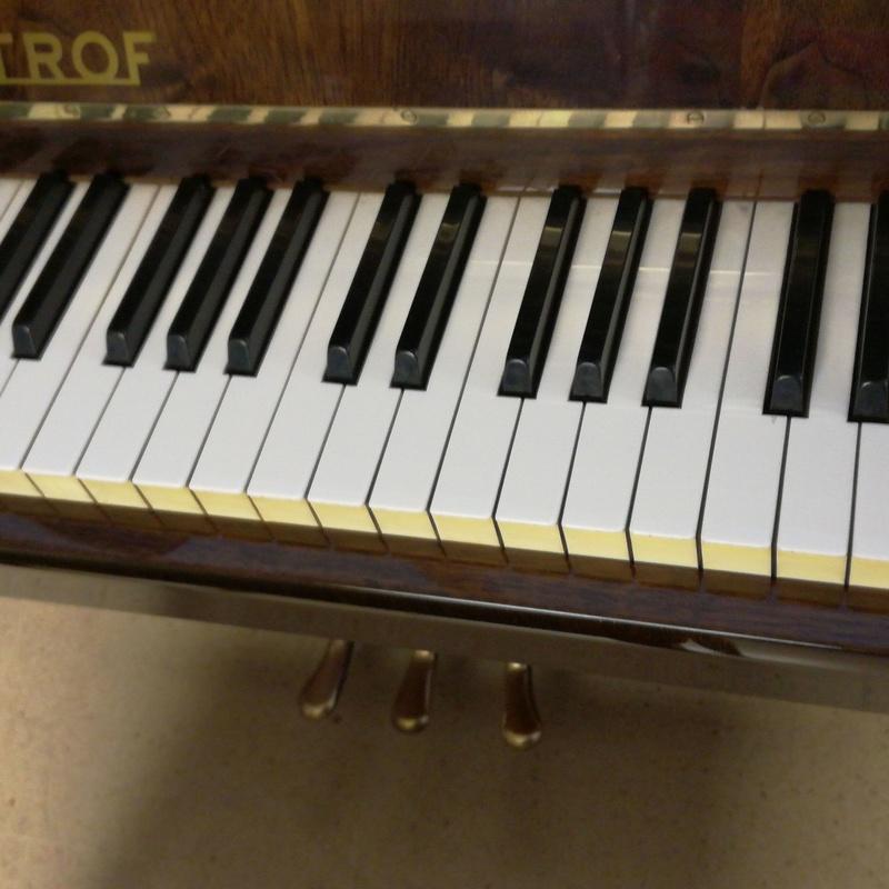 PIANO ALQUILER PETROF ALQUILADO: Catálogo de L'Art Guinardó