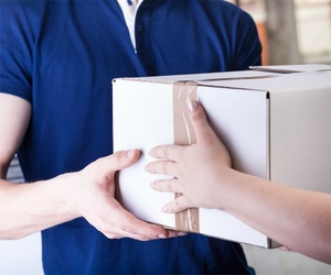 Servicio de paquetería en Leganés