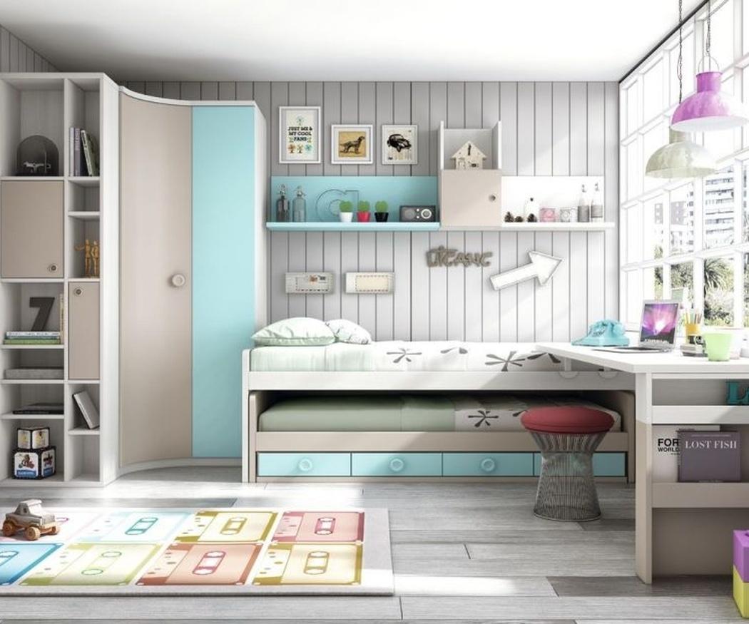 ¿Cómo debe de ser la habitación de tus hijos?
