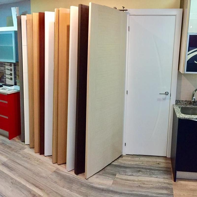 Puertas: Servicios de Carpintería Madehcor