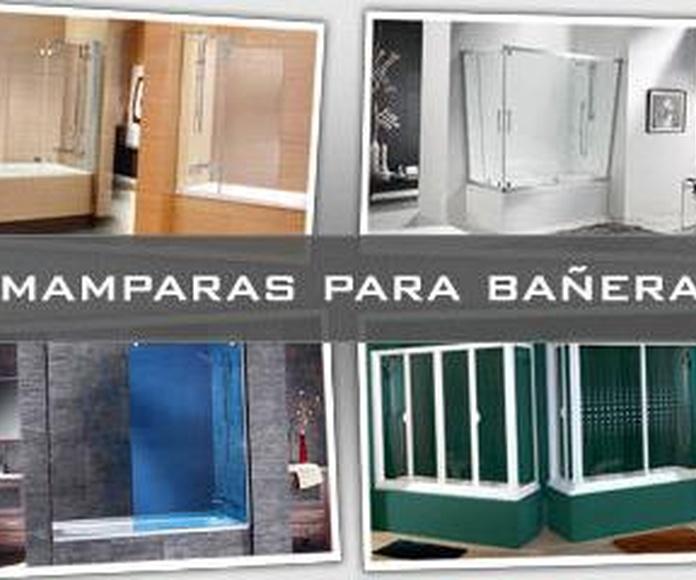 MAMPARAS DE BAÑO