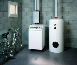 Instalación de calderas de gasoil