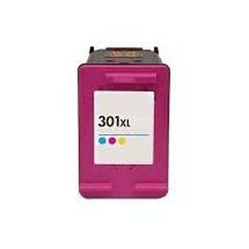Cartucho compatible H.P. 301XL