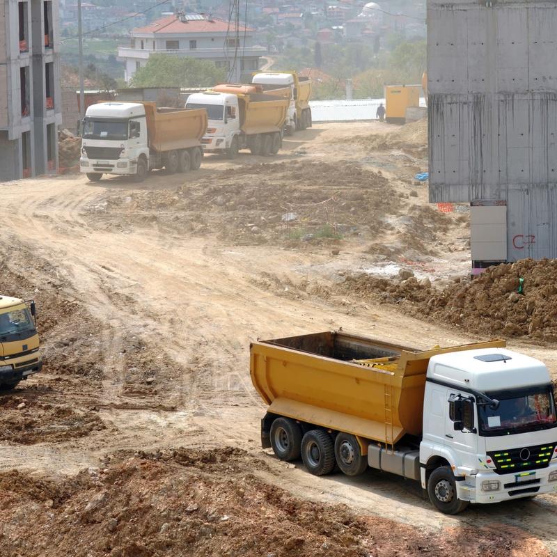 Excavaciones y movimientos de tierra: Servicios de Transportes y Excavaciones Orotrans, S.L.