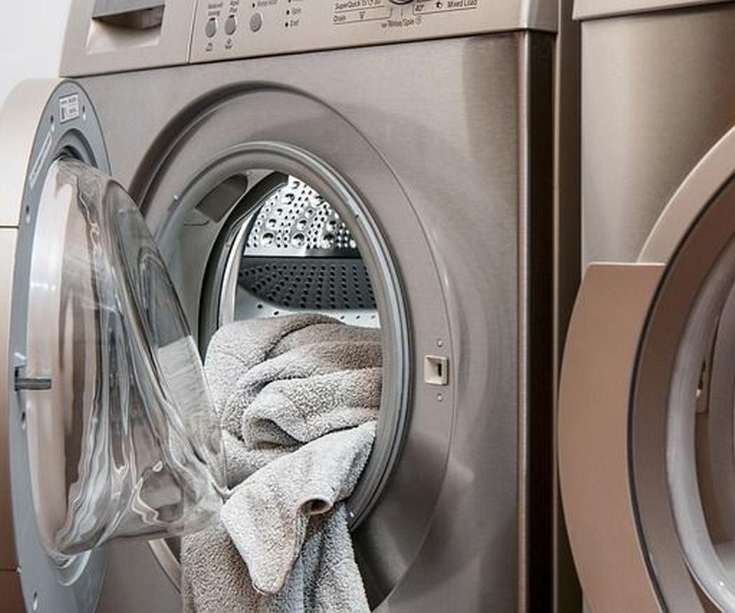 El origen de las lavadoras