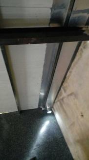 Canalon de aluminio y a medida empotrado
