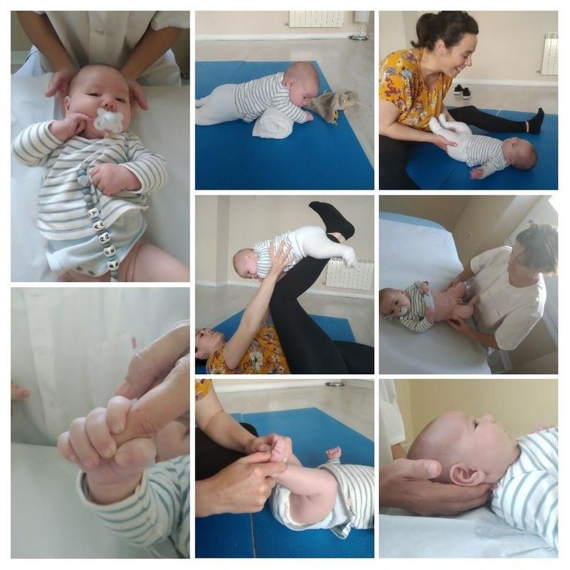 Ejercicios con bebes, Getxo