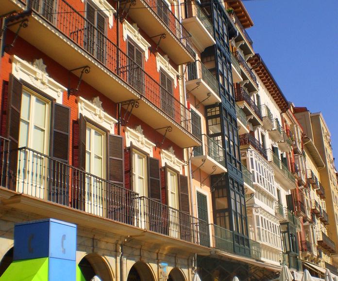 Propiedad Horizontal - Comunidad de vecinos: Areas de actuación de Bufete Padilla Ramos Abogados-Mediadores