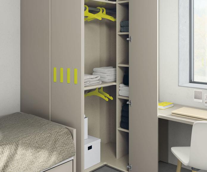 Compacto 2: Nuestros muebles de Muebles Aguado