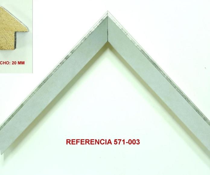 REF 571-003: Muestrario de Moldusevilla