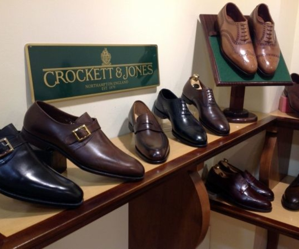 Cuatro referentes del calzado masculino