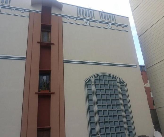 Rehabilitación de fachadas: Servicios de Rehabilitar BCN