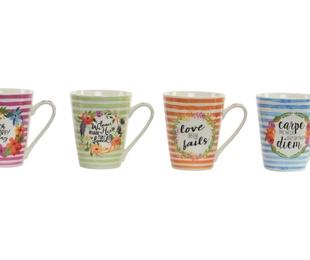 Tazas de Café y Té altas