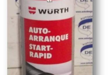 Auto arranque Start-Rapid Wurth