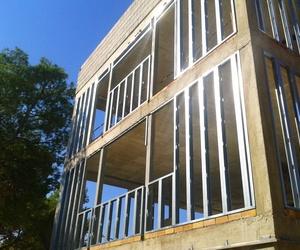 Cerramientos exteriores de Obra Seca