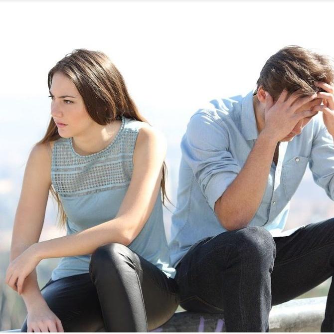 Discusiones en pareja y reconciliación