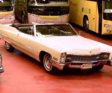 Nueva incorporación en nuestra flota de vehículos clásicos para bodas