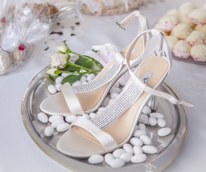 Zapatería para novia: Catálogo de Castill- Piel Novias y Ceremonia
