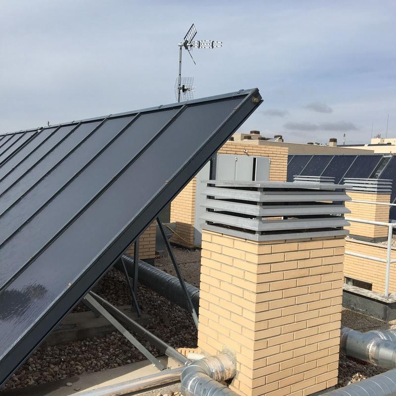 Energía solar: Servicios de RIALCA