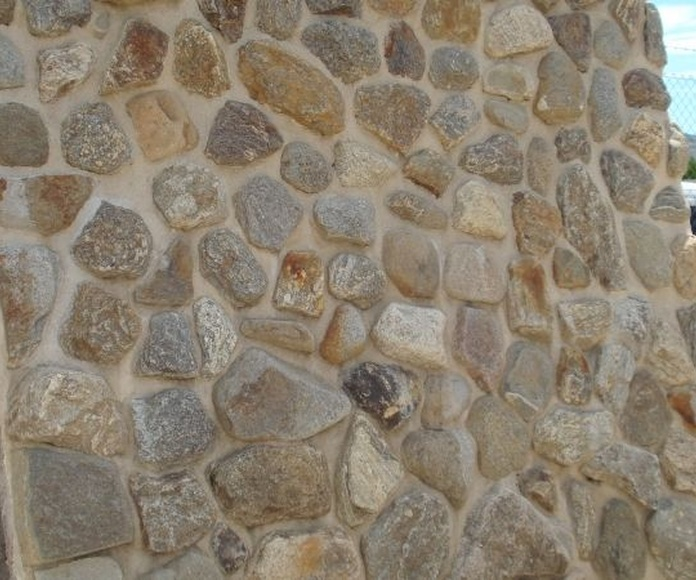 Fachada de Piedra: Catálogo de Luis Franco Medeiros
