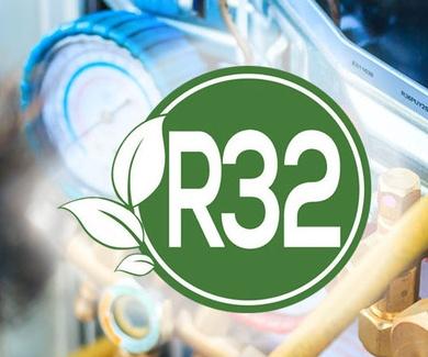 AIRE ACONDICIONADO GAS R32