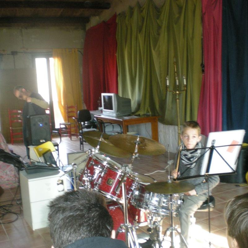 audicions instruments curs 18-19: Escuela de música i Expresión  de  Can Canturri